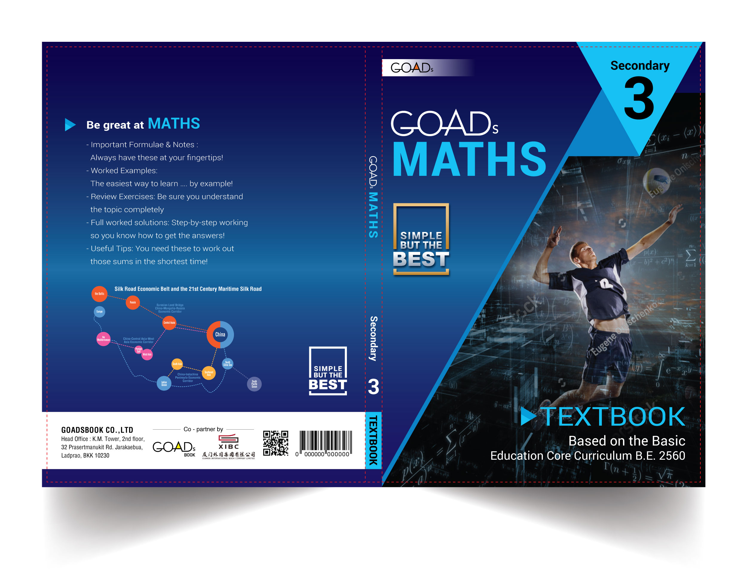 GoadsBook MATHS Textbook 3