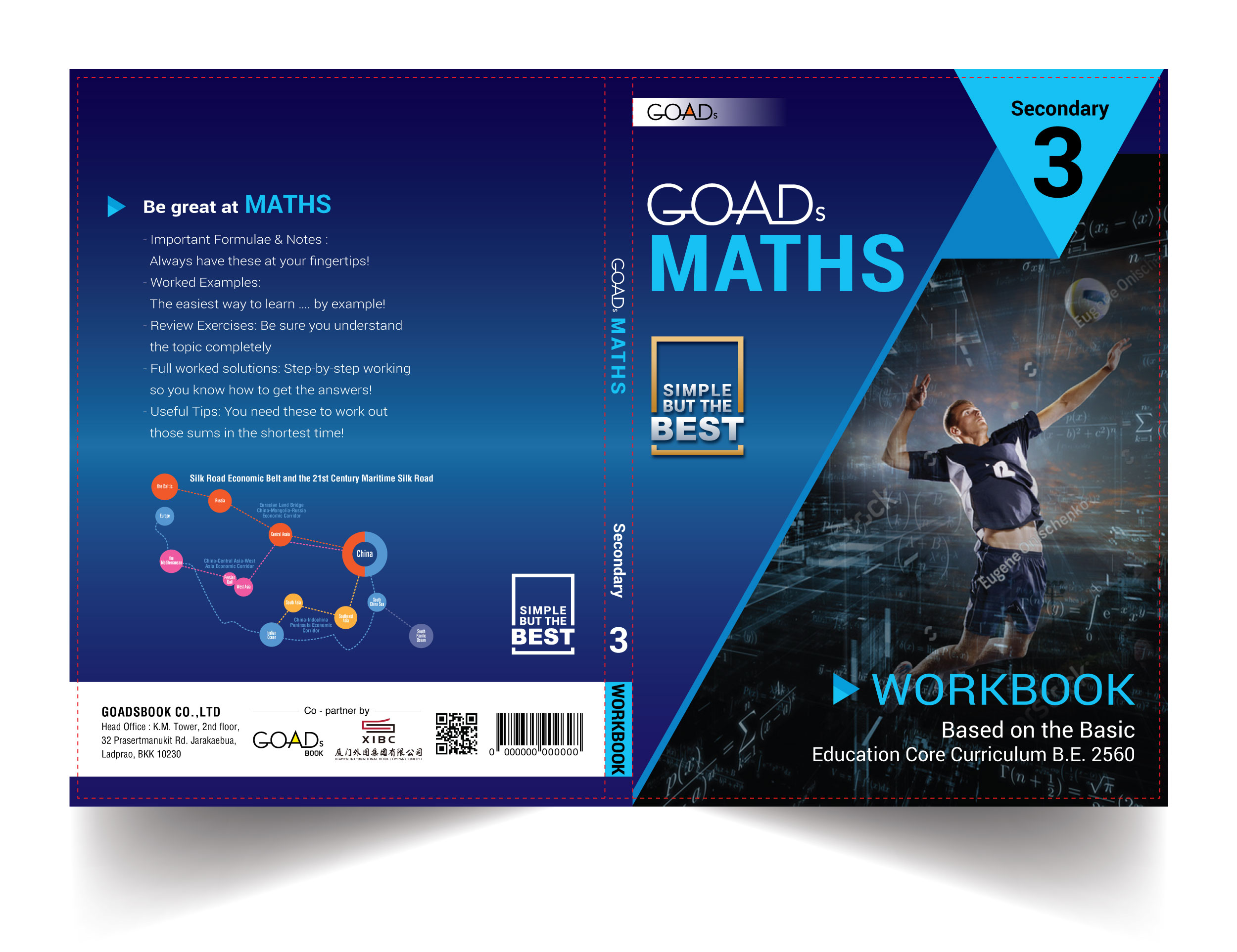 GoadsBookMATHS Workbook 3